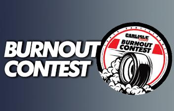 Burn 'Em Down with the Burnout Contest