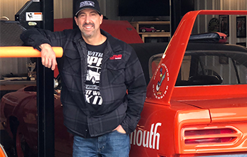 Meet David Rea from the Velocity Channel