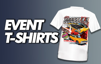Get Your Chrysler Nationals Event T-Shirt NOW Via the Carlisle Store